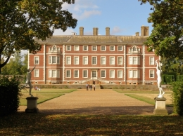 A visit to Ham House, Richmond
